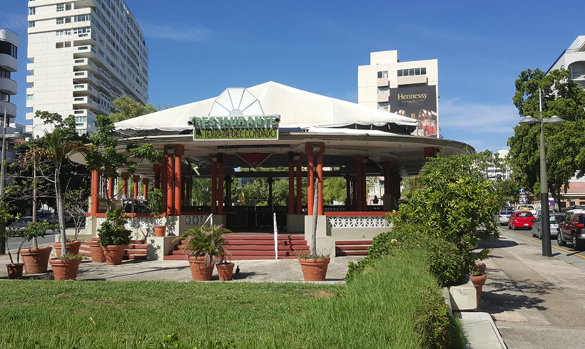 Parque Plaza La Libertad