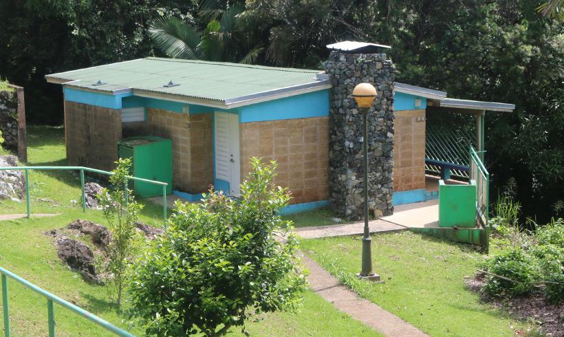 Centro Vacacional Monte del Estado